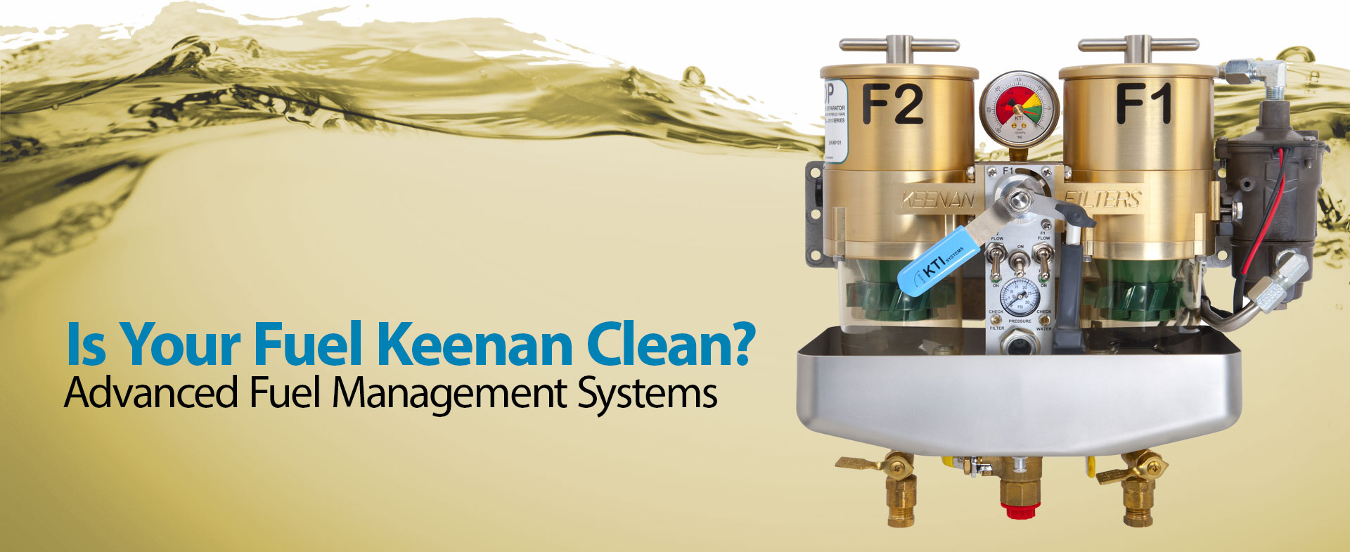 premium diesel fuel filtration & polishing management system with remote  gsm operation capablities